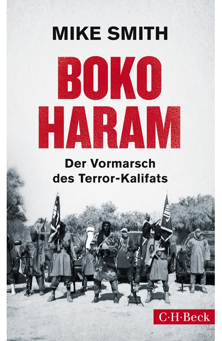 Cover: Mike Smith, Boko Haram
