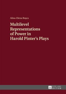 Abbildung von Rosca | Multilevel Representations of Power in Harold Pinter's Plays | 1. Auflage | 2015 | beck-shop.de