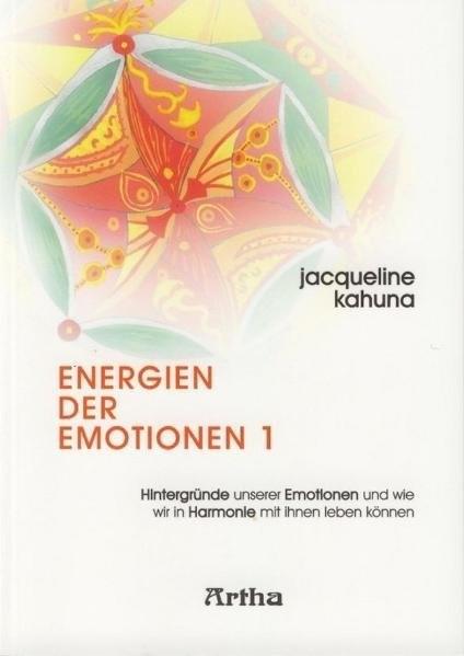 Energien der Emotionen 1 | Kahuna, 2006 | Buch (Cover)