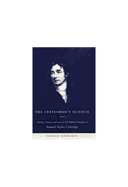 Abbildung von Edwards | The Statesman's Science | 2004 | History, Nature, and Law in th...