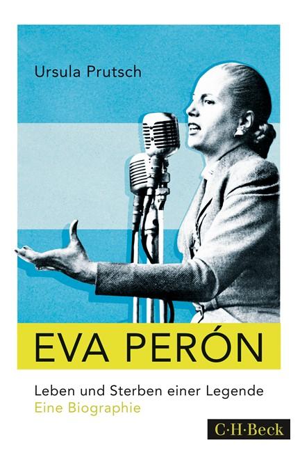 Cover: Ursula Prutsch, Eva Perón