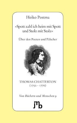 Abbildung von Postma | »Spott zahl ich heim mit Spott und Stolz mit Stolz« | 1. Auflage | 2009 | beck-shop.de