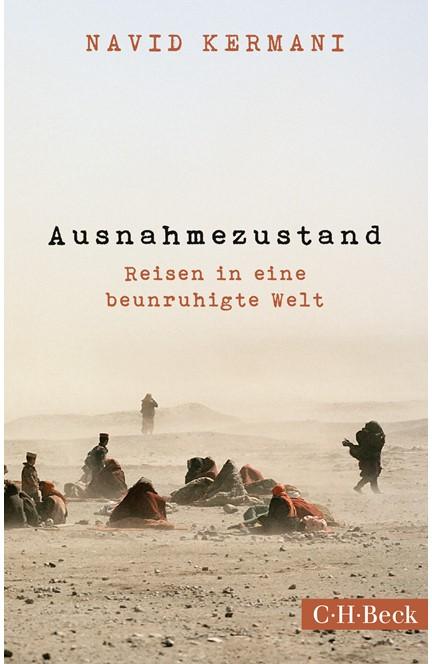 Cover: Navid Kermani, Ausnahmezustand