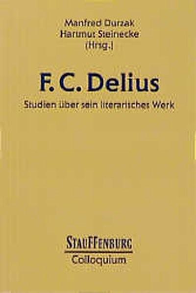 F. C. Delius | Durzak / Steinecke, 1997 | Buch (Cover)