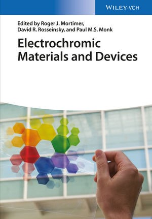 Electrochromic Materials and Devices | Mortimer / Rosseinsky / Monk, 2015 | Buch (Cover)