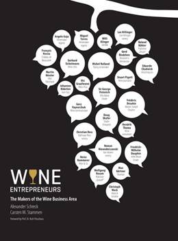 Abbildung von Schreck / M. Stammen | Wine Entrepreneurs | 2015 | The makers of the wine busines...