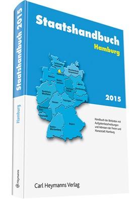 Abbildung von Staatshandbuch Hamburg 2015 | 1. Auflage | 2016 | beck-shop.de