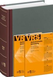 Verkehrsrechts-Sammlung (VRS), 2015 | Buch (Cover)