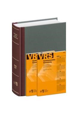 Abbildung von Verkehrsrechts-Sammlung (VRS) | 2015 | Entscheidungen aus allen Gebie... | 127