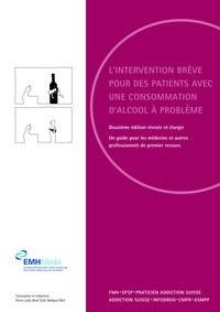 L'Intervention Brève Pour Des Patients Avec Une Consommation D'Alcool À Problème | Loeb / Stoll / Weil, 2015 | Buch (Cover)