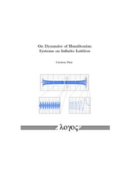 Abbildung von Patz | On Dynamics of Hamiltonian Systems on Infinite Lattices | 1. Auflage | 2015 | beck-shop.de