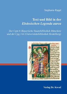 Abbildung von Rappl | Text und Bild in der Elsässischen Legenda aurea | 1. Auflage | 2015 | 22 | beck-shop.de