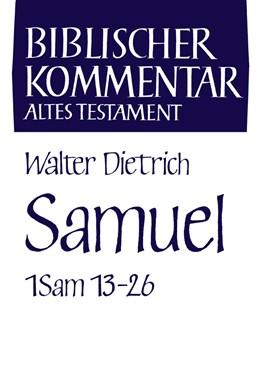 Abbildung von Dietrich   Samuel (1 Sam 13-26)   1. Auflage   2015   beck-shop.de