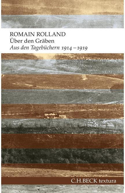 Cover: Romain Rolland, Über den Gräben
