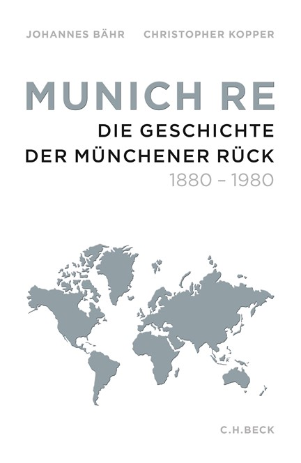 Cover: Christopher Kopper|Johannes Bähr, Munich Re