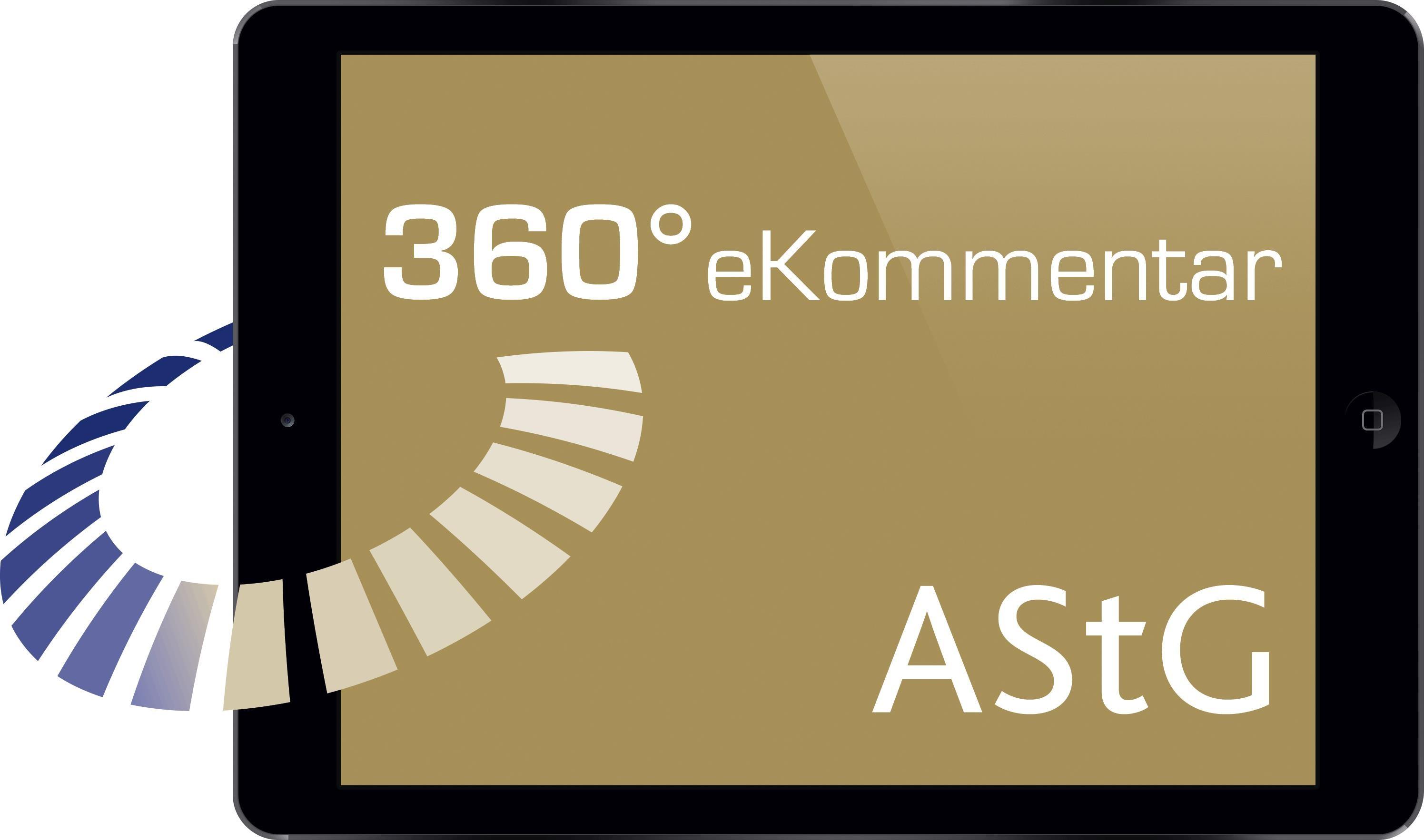 360° AStG eKommentar, 2015 (Cover)