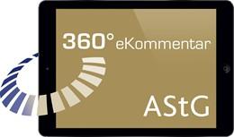 Abbildung von 360° AStG eKommentar