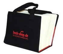 Exklusiv-Tragetasche beck-shop (Cover)
