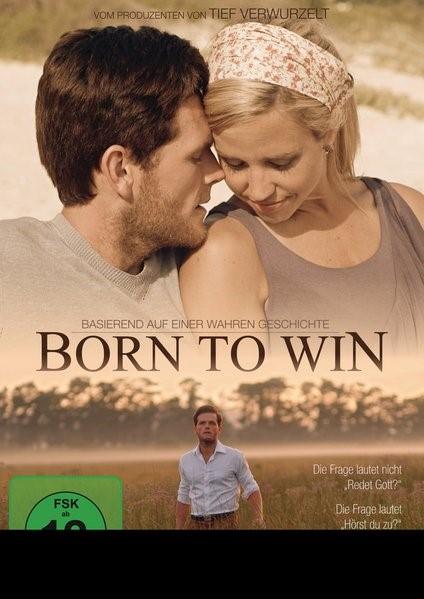 Born to win. DVD-Video | 3. Aufl, 2016 (Cover)