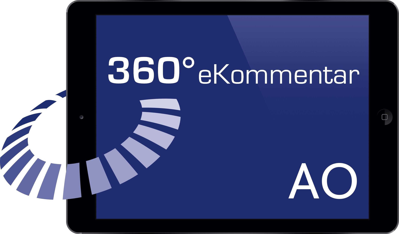 360° AO eKommentar, 2015 (Cover)