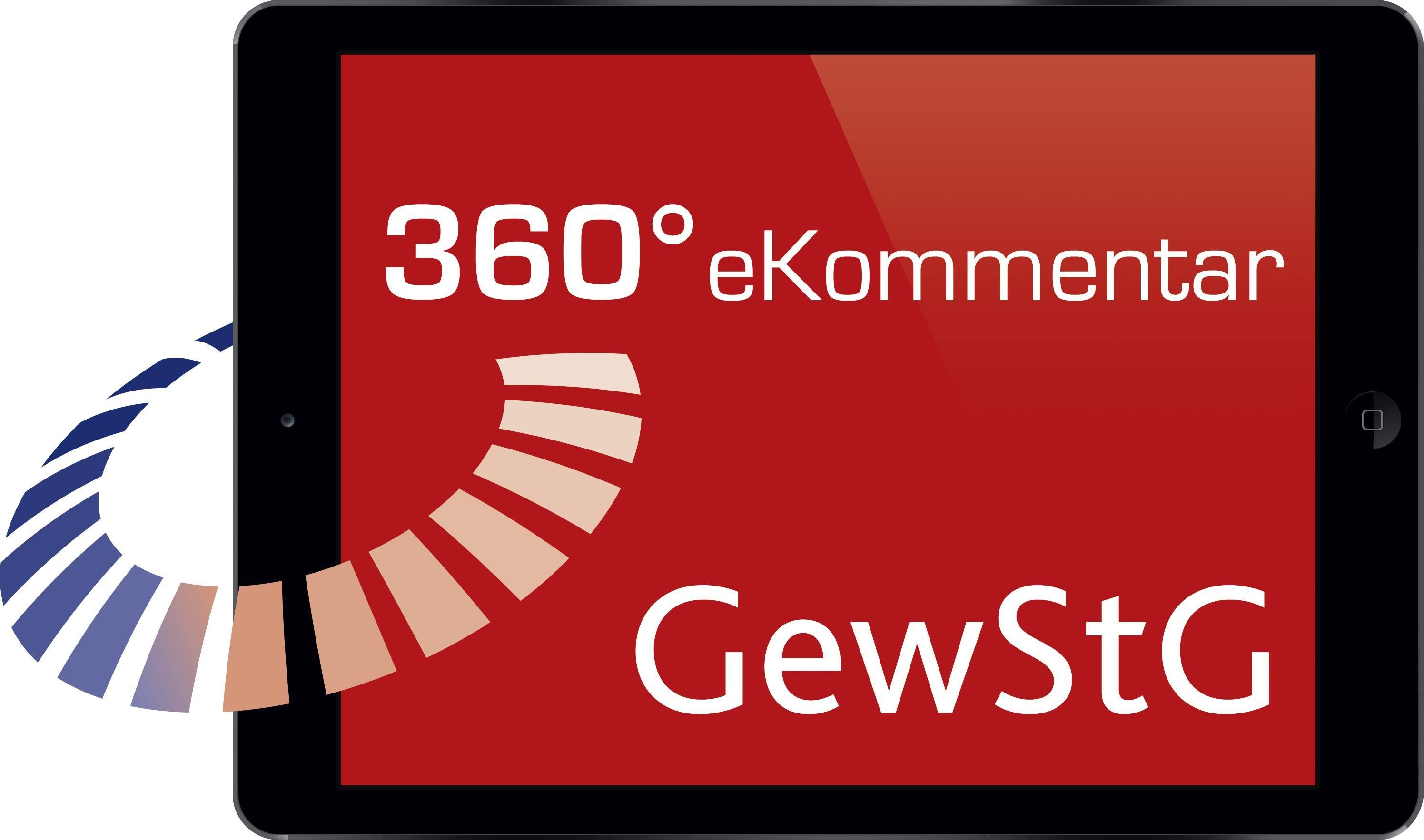 Abbildung von 360° GewStG eKommentar