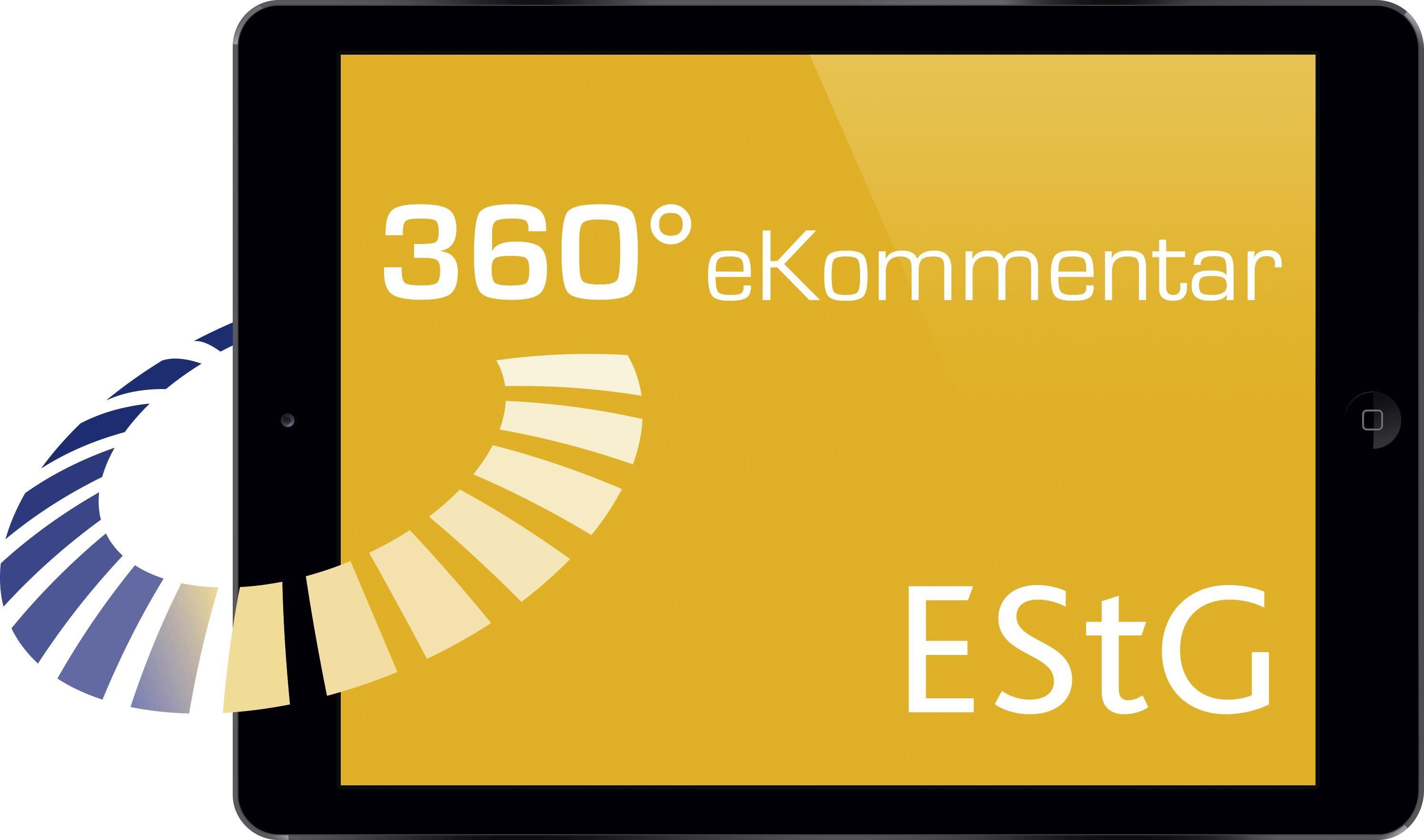360° EStG eKommentar, 2015 (Cover)
