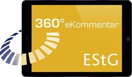 Abbildung von 360° EStG eKommentar | 1. Auflage | | beck-shop.de