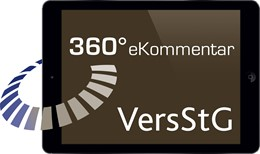 Abbildung von 360° VersStG eKommentar