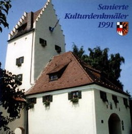 Abbildung von Schötz | Sanierte Kulturdenkmäler 1991 | 1991 | Denkmalprämierung des Bezirks ...