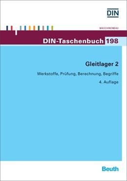 Abbildung von Gleitlager 2 | 4. Auflage | 2015 | 198 | beck-shop.de