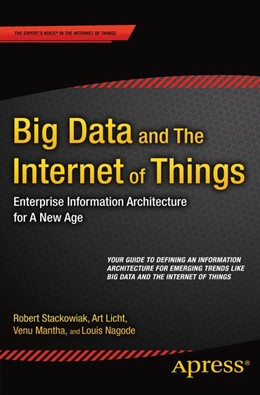 Abbildung von Stackowiak / Licht | Big Data and The Internet of Things | 1. Auflage | 2015 | beck-shop.de