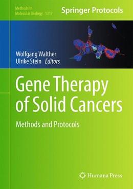 Abbildung von Walther / Stein | Gene Therapy of Solid Cancers | 1. Auflage | 2015 | 1317 | beck-shop.de