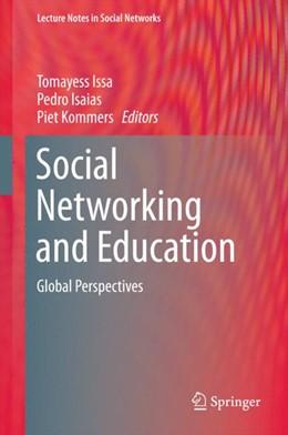 Abbildung von Issa / Isaias   Social Networking and Education   1. Auflage   2015   beck-shop.de