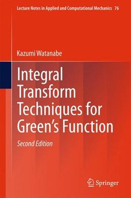 Abbildung von Watanabe | Integral Transform Techniques for Green's Function | 2. Auflage | 2015 | 76 | beck-shop.de