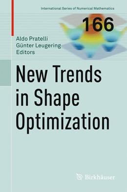 Abbildung von Pratelli / Leugering   New Trends in Shape Optimization   1st ed. 2015   2015   166