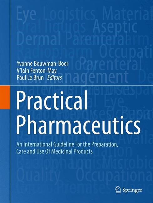 Practical Pharmaceutics | Bouwman-Boer / Fenton-May / Le Brun | 1st ed. 2015, 2015 | Buch (Cover)