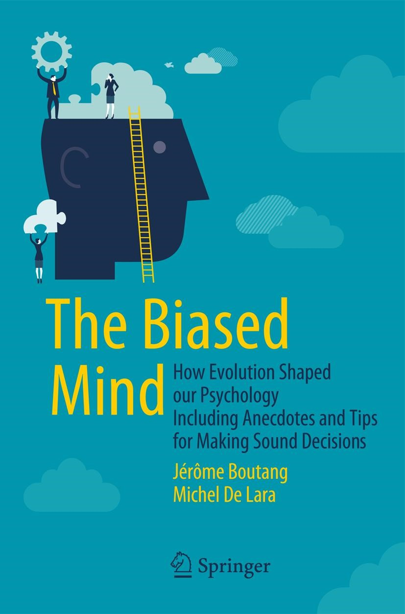 The Biased Mind | Boutang / De Lara | 1st ed. 2016, 2015 | Buch (Cover)