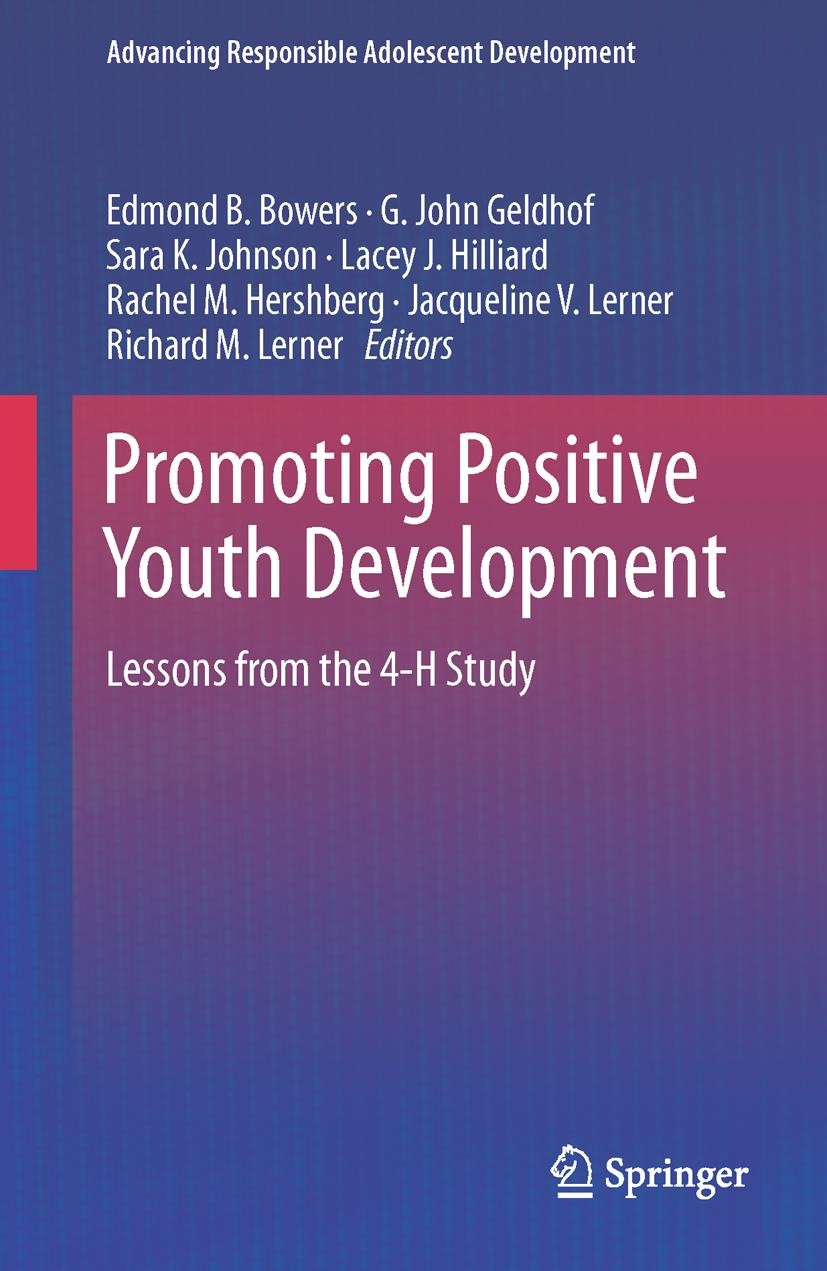 Promoting Positive Youth Development | Bowers / Geldhof / Johnson / Hilliard / Hershberg / Lerner | 1st ed. 2015, 2015 | Buch (Cover)