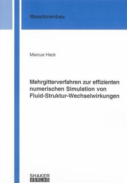 Abbildung von Heck | Mehrgitterverfahren zur effizienten numerischen Simulation von Fluid-Struktur-Wechselwirkungen | 1. Auflage | 2008 | beck-shop.de