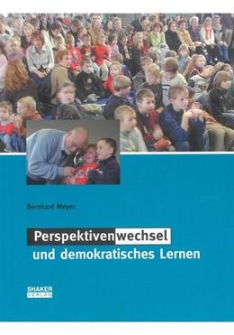 Abbildung von Meyer   Perspektivenwechsel und demokratisches Lernen   2009