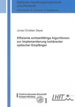 Abbildung von Geyer | Effiziente echtzeitfähige Algorithmen zur Implementierung kohärenter optischer Empfänger | 2011