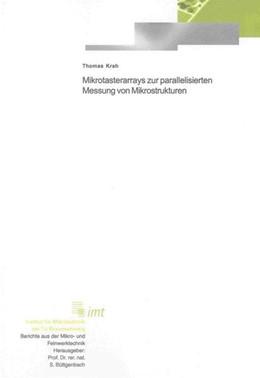 Abbildung von Krah | Mikrotasterarrays zur parallelisierten Messung von Mikrostrukturen | 2011