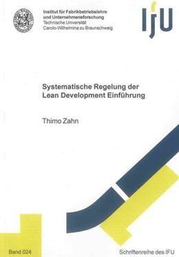 Abbildung von Zahn   Systematische Regelung der Lean Development Einführung   2013