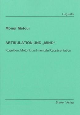 Abbildung von Metoui | ARTIKULATION UND