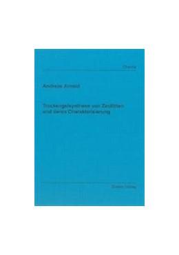 Abbildung von Arnold | Trockengelsynthese von Zeolithen und deren Charakterisierung | 1. Auflage | 2010 | beck-shop.de