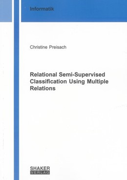 Abbildung von Preisach | Relational Semi-Supervised Classification Using Multiple Relations | 2011