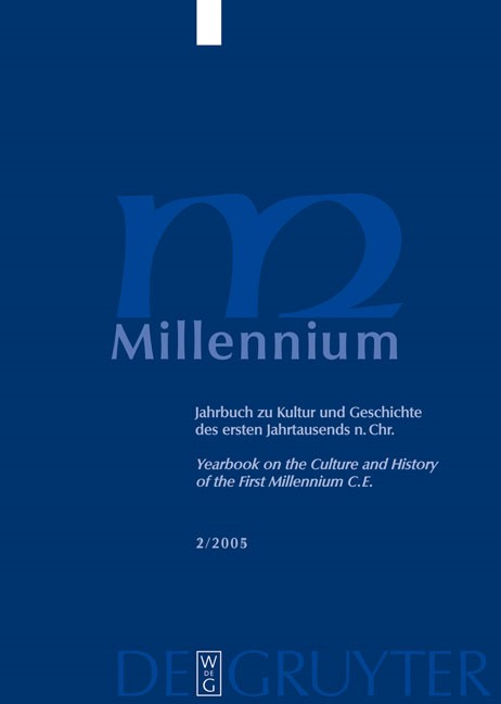 2005, 2005 | Buch (Cover)