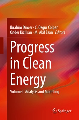 Abbildung von Dincer / Colpan   Progress in Clean Energy, Volume 1   1. Auflage   2015   beck-shop.de