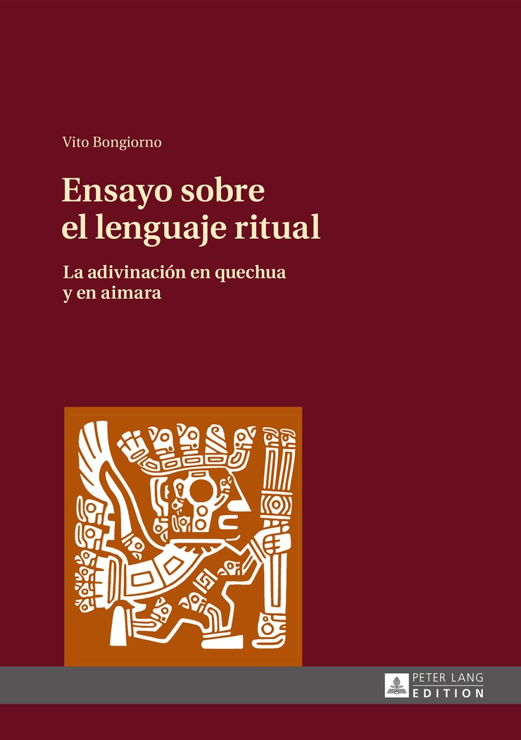 Abbildung von Bongiorno | Ensayo sobre el lenguaje ritual | 2015