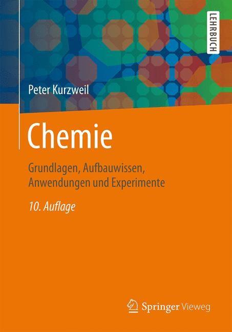 Chemie | Kurzweil | 10., überarbeitete Auflage, 2015 | Buch (Cover)
